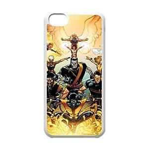 iPhone 5c Cell Phone Case White X Men ewiq