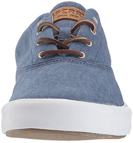 CVO Navy Men's Sperry Washed II Striper Shoes tRC0qZOw