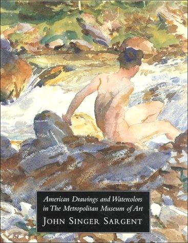 Descargar Libro American Drawings And Watercolors In The Metropolitan Museum Of Art: John Singer Sargent Stephanie L. Herdrich