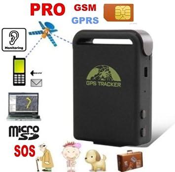 Comprare web CS Elettroingros - Rastreador GPS para localizar satélites con grabación de datos para coche, moto, embarcaciones: Amazon.es: Electrónica