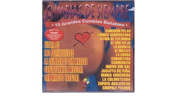 FIESTA 85, LA LUZ ROJA DE SAN MARCOS, SUPER FORMULA MUSICAL. LOS POLIFACETICOS - Cumbias De Siempre