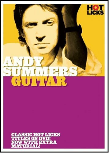 Andy Summers: Guitar (DVD / - Dvd Booklet