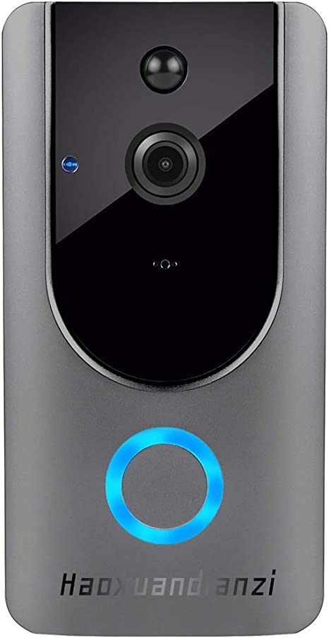 Motion Detection /& Night Vision Yirind WiFi Smart Video Doorbell Wireless Remote Home Security Doorbell