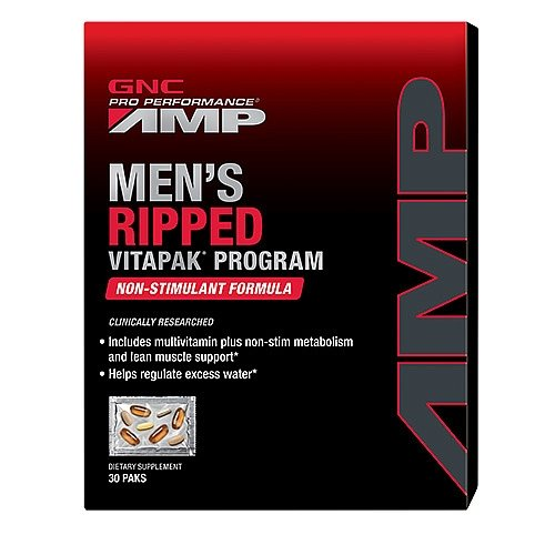 gnc-pro-performance-amp-mens-ripped-vitapak-non-stimulate-30-count