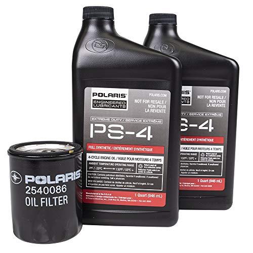 Polaris ATV/Razor RZR/Ranger New OEM Oil Change Kit Extreme Duty Sportsman - Extreme Duty Kit