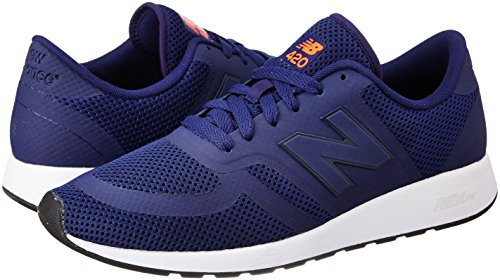 Azul Suede Tobillo Hombre 420 engineered New Bajo Balance Buty Re 4wpfzwnq17