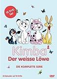 Kimba, der weiße Löwe - Die komplette Serie [10 DVDs]