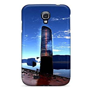 New Design Shatterproof DNGqvcy2068ekZdp Case For Galaxy S4 (nature Hd Beach Apocalypse Alteration Water Rocks Sky)