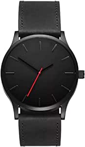 Quartz Casual Watch For Men Analog Leather - JE0607