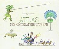 Atlas des géographes d'Orbae : 2 volumes par François Place