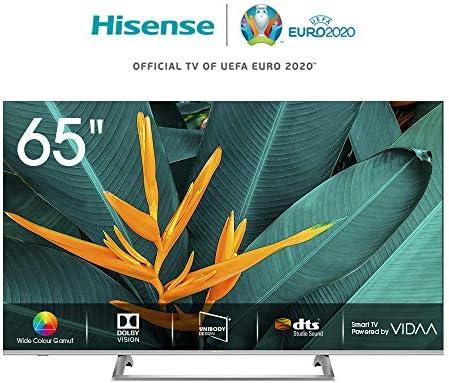 Hisense H65BE7400 Smart TV 65 4K Ultra HD, 3 HDMI, 2 USB, Salida ...