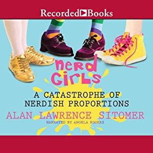 Nerd Girls #2: A Catastrophe of Nerdish Proportions Audiobook