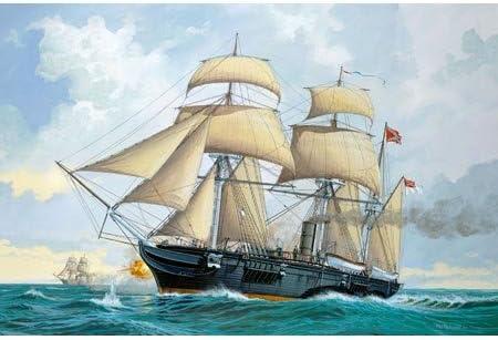 ドイツレベル 1/96 CSS アラバマ 帆船 05604 プラモデル