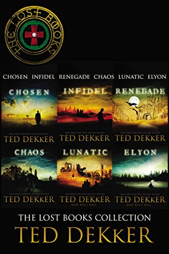 Amazon the lost books collection chosen infidel renegade amazon the lost books collection chosen infidel renegade chaos lunatic and elyon ebook ted dekker kindle store aloadofball Choice Image