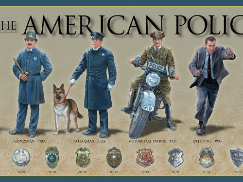 american history of policing essay Read this full essay on history of policing policing goes  although the roots of  american policing goes back to the how england did there policing when the.