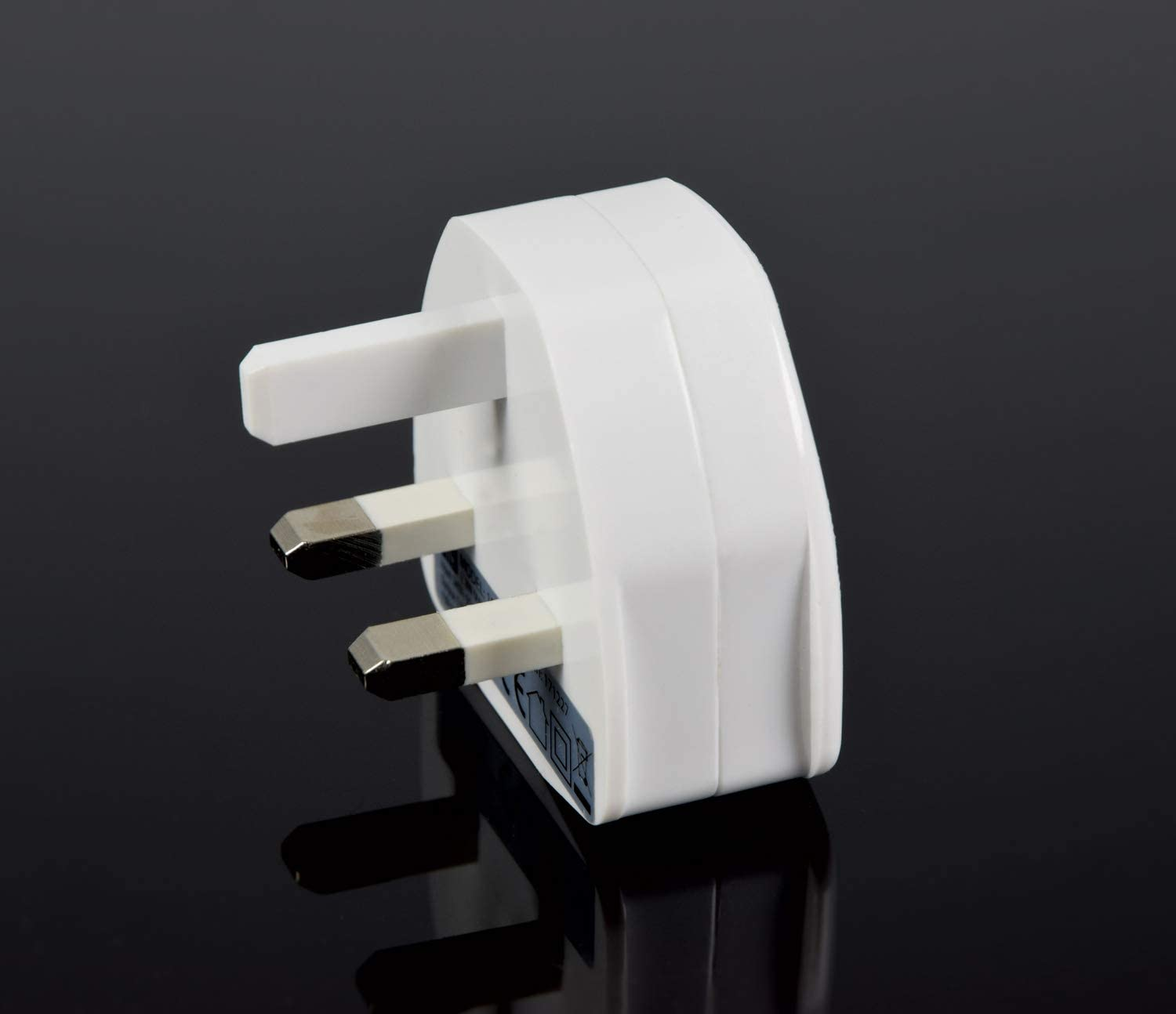 Mercury Quick Charge USB Mains Charging Plug Upto 4 x Faster Charging With Smart IC Technology