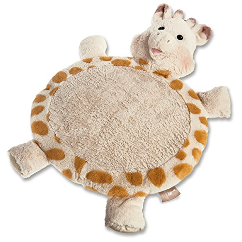 Mary Meyer Bestever Baby Mat, Sophie la Giraffe
