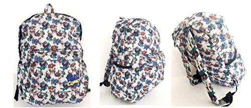 Marvel Heroes Comic Backpack - Of Luggage Mall America