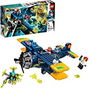 LEGO Hidden Side El Fuego's Stunt Plane 70429 Ghost Toy, Cool Augmented Reality, New 2020 (AR) Play Experi