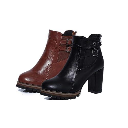 fce875e9131 TONMOON Classic Ankle Boots Women Shoes