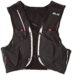 Salomon S-lab Sense Ultra 5 Set Pack Black Racing Red Medium