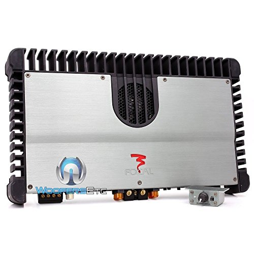 FPS 4.160 - Focal 4-Channel 800W Class AB FPS Series Amplifier