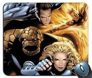 Custom Fantastic Four Ultimate v21 Marvel Comics Mouse Pad