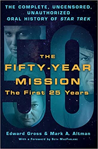 Amazon The Fifty Year Mission The Complete Uncensored