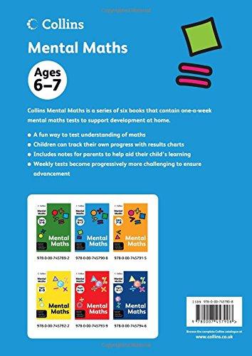 Collins Mental Maths (Collins Practice): Ages 6-7 (Collins Practice ...