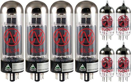 - Vacuum Tube Set for Marshall TSL 100, Apex Matched