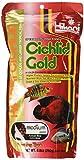 HIKARI (3 Pack 8.8-Ounce Cichlid Gold Floating Pellets for Pets, Medium