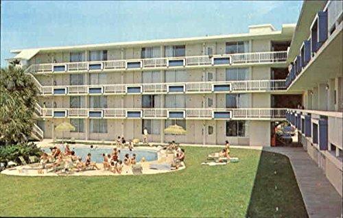Aegean Sands, 421 Gulfview Boulevard Clearwater Beach, Florida Original Vintage Postcard ()