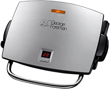 George Foreman Family Grill&Melt with removable plates