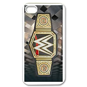 iPhone 4,4S Custom Cell PhoneCase WWE Case Cover WWFF34147