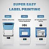 PUQULABEL Self-Adhesive Multi-Purpose Label