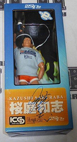 (Kazushi Sakuraba Signed 12