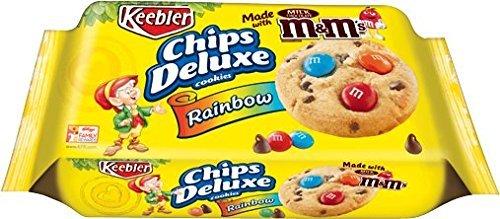 Deluxe Chip - (2 Pack) Keebler Chips Deluxe Cookies, Rainbow, 11.3 Oz.