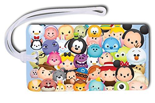 Disney Tsum Backpack ID Tag