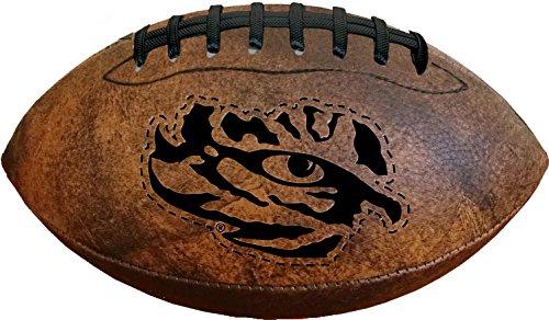 Game Master NCAA LSU Tigers Throwback Football, Brown - Lsu Tigers Football