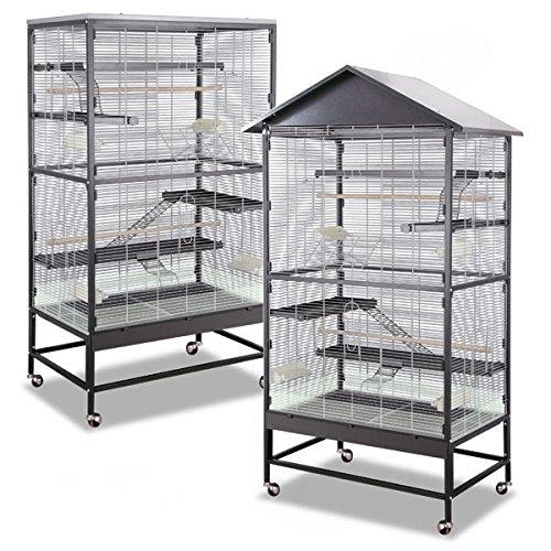 Montana Cages | Voliere, Zimmervoliere, Käfig Sevilla II - Choco/Vanilla