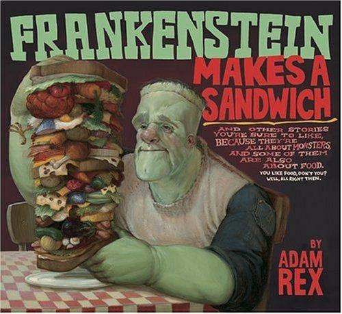 Frankenstein Makes a Sandwich pdf