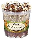Maple Sugar Flavoring Spoons Bulk Pack: 50 Count