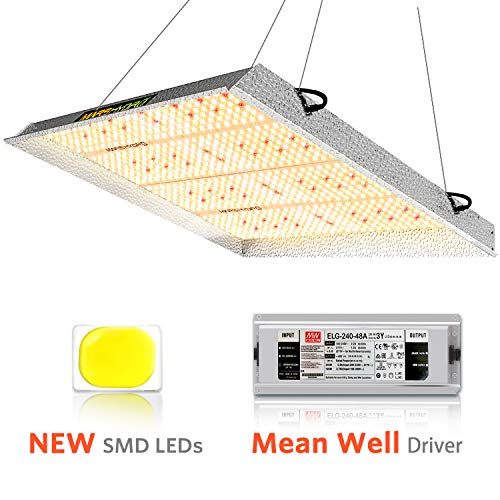 Mars Hydro Ts 3000w Led Grow Light For Indoor Plants Large Commercial Grow Lighting Full Spectrum Plant Growing Light Ir Sunlike Led Grow Lamps For Hydroponic Greenhouse Veg Bloom 4x4 5x5 Ft Dimmable