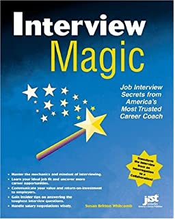 interview magic job interview secrets from americas career and life coach