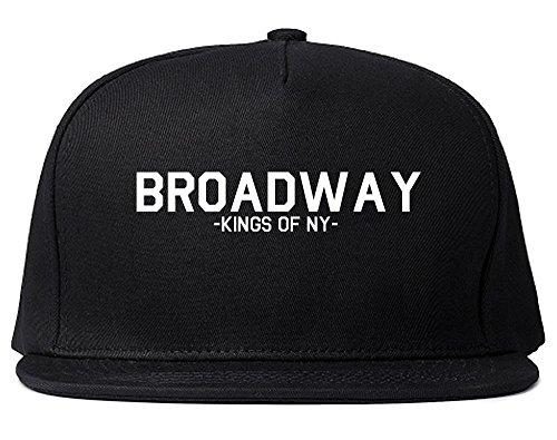 Kings Of NY Broadway NYC New York Snapback Hat - Nyc Fashion Shop Broadway