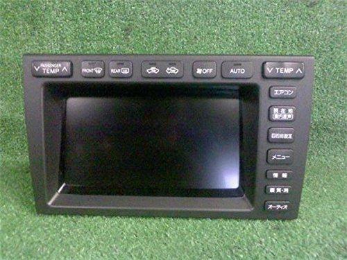 トヨタ 純正 アリスト S160系 《 JZS160 》 マルチモニター P30500-16013691 B01N48TKDE