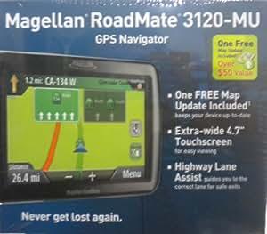Magellan Roadmate 3120-mu Gps Navigator