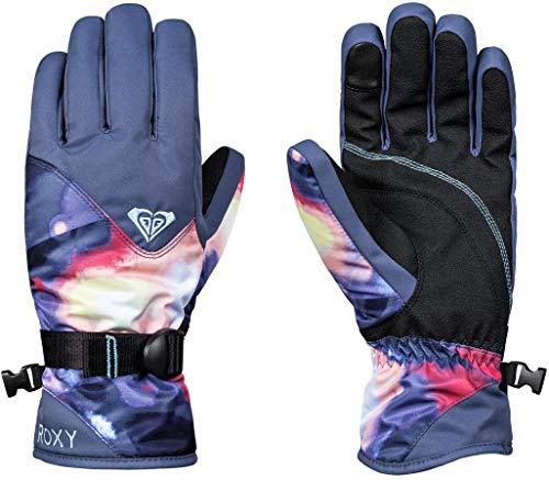 Womens Roxy Ski - Roxy SNOW Junior's Roxy Jetty Snow Gloves, coral CLOUD_DUSK swirl L