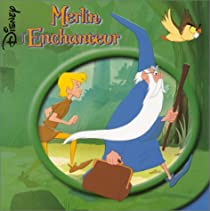 Merlin l'enchanteur par Disney