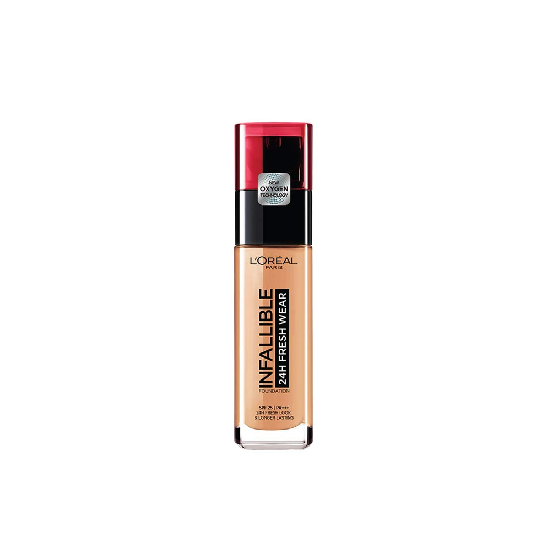 L'Oreal Paris Infallible 24H Fresh Wear Foundation, 150 Radiant Beige, 30 ml